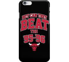 95-96 Bulls  iPhone Case/Skin