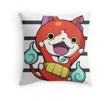 Yokai Watch : Jibanyan 2 Throw Pillow