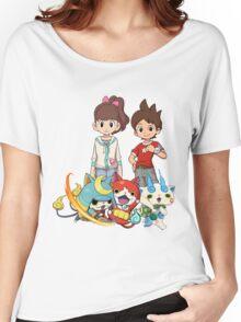 Yokai Watch : Main Character Women's Relaxed Fit T-Shirt