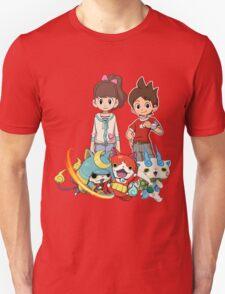 Yokai Watch : Main Character T-Shirt