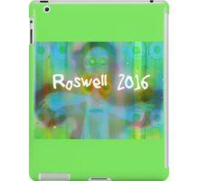 Roswell 2016 iPad Case/Skin