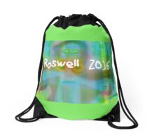 Roswell 2016 Drawstring Bag