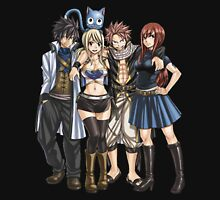 Fairy Tail Family T-Shirt