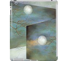 Juggling The Moon - Surrealism iPad Case/Skin