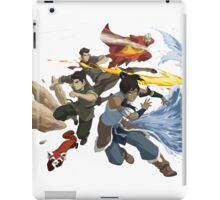 Avatar : Team Avatar Korra iPad Case/Skin