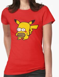 Pikahomer Womens Fitted T-Shirt