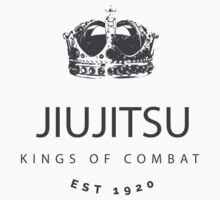 Jiujitsu - Kings of Combat One Piece - Long Sleeve