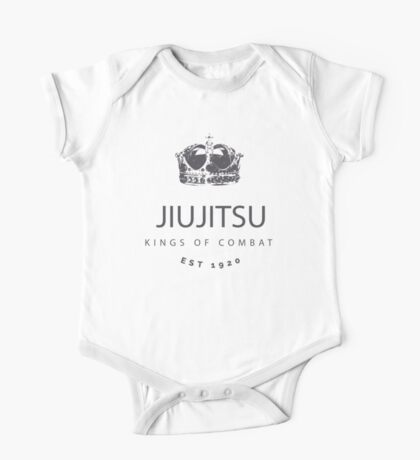Jiujitsu - Kings of Combat One Piece - Short Sleeve
