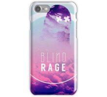 'Blind Rage' iPhone Case/Skin