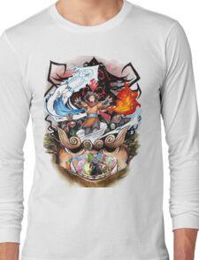 Avatar : First Avatar Long Sleeve T-Shirt