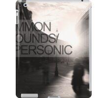 Common Grounds- Album art iPad Case/Skin