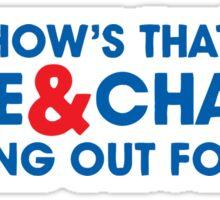 hope change Sticker