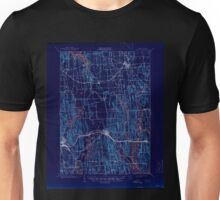New York NY Clyde 137777 1902 62500 Inverted Unisex T-Shirt