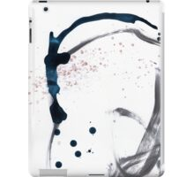 Oil and Water #92 iPad Case/Skin