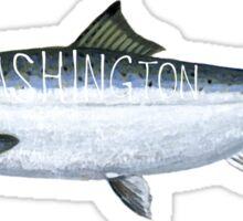 Washington Salmon Sticker