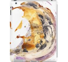 Oil and Water #93 iPad Case/Skin