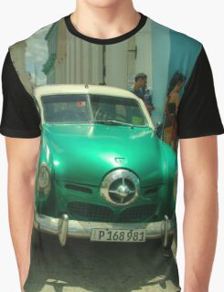 Green Studebaker  Graphic T-Shirt