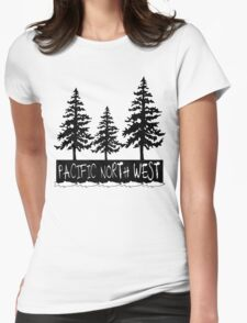 PNW Womens Fitted T-Shirt