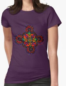 Bright by kathrynjinae Womens Fitted T-Shirt