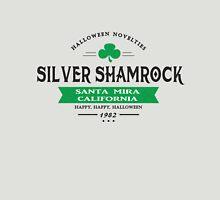 Silver Shamrock Halloween Novelties Unisex T-Shirt