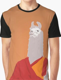 Buddhist lama Graphic T-Shirt