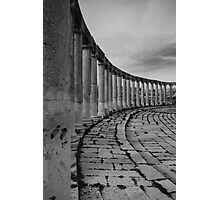 Curve Wall Photographic Print