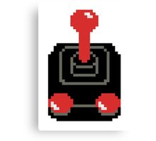 Competition Pro Classic Joystick Canvas Print