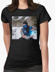 Sub Zero Womens Fitted T-Shirt