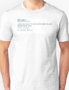 I AM YOUR OG - THE 1975 Unisex T-Shirt