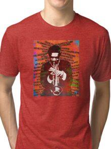 History of Byrd - Part 1 Tri-blend T-Shirt