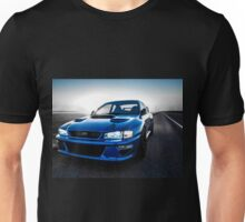 World Rally Blue Unisex T-Shirt