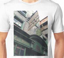Flourish and Blotts - Harry Potter World Universal Orlando Diagon Alley Unisex T-Shirt