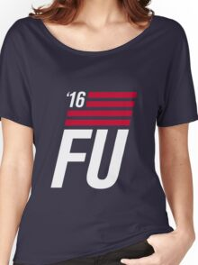 The Underwood 2016 Women's Relaxed Fit T-Shirt