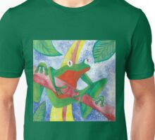 funky frog Unisex T-Shirt