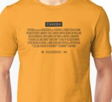 Fandom - The Movie Unisex T-Shirt