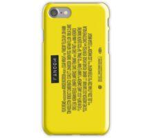 Fandom - The Movie iPhone Case/Skin