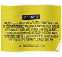 Fandom - The Movie Poster