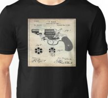 1881 Revolving Firearm Unisex T-Shirt