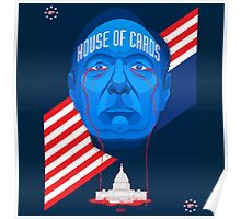 House of Cards Poster Poster