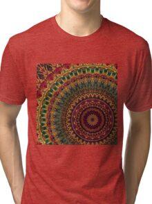Mandala 18 Tri-blend T-Shirt