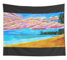 Pāʻia Bay Sunrise Wall Tapestry