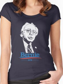i am with bernie Women's Fitted Scoop T-Shirt