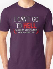 hell order Unisex T-Shirt