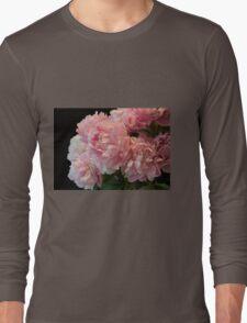Pink Peony Passion Long Sleeve T-Shirt