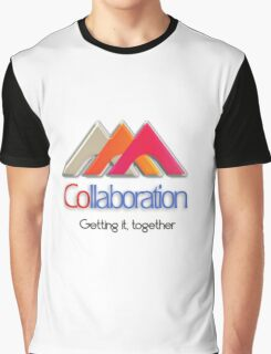 Collaboration, let's work together Graphic T-Shirt