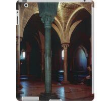 Crypt of San Miniato Al Monte Florence 19840715 0029 iPad Case/Skin