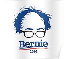 The Bernie Hair Poster