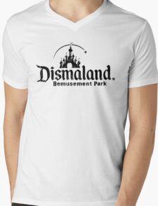 Dismaland - ONE:Print Mens V-Neck T-Shirt