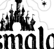 Dismaland - ONE:Print Sticker