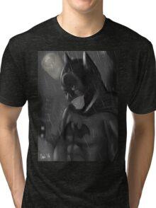 B A t M e N Tri-blend T-Shirt